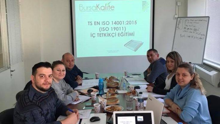 WISCO TAILORED BLANKS EKİBİYLE ISO 14001:2015 EĞİTİMİ
