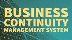 ISO 22301 İŞ SÜREKLİLİĞİ YÖNETİM SİSTEMİ