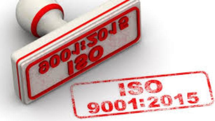 ISO 9001:2015 Kalite Yönetim Sistemi